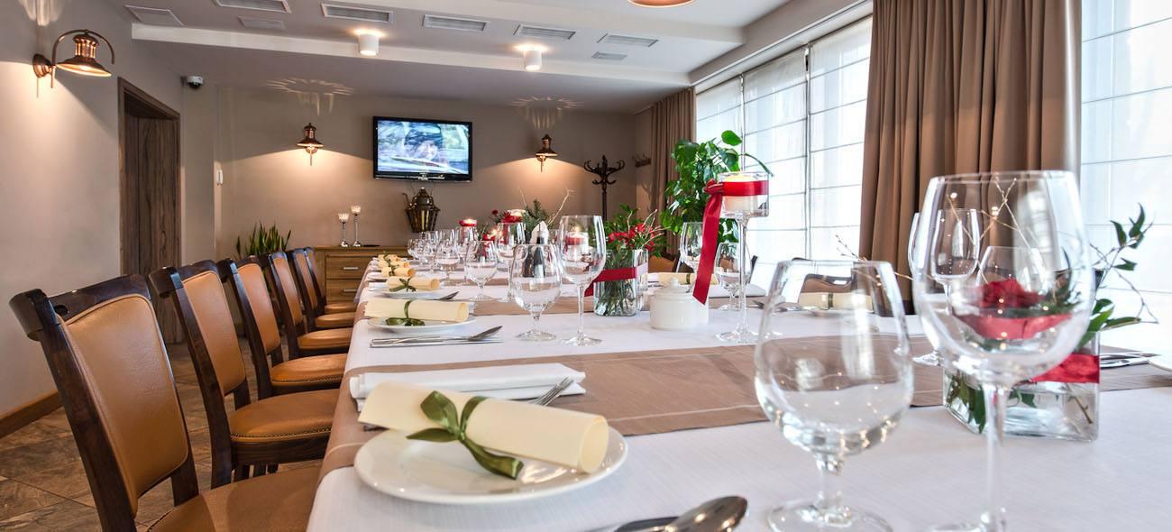 Restauracja (mała sala)